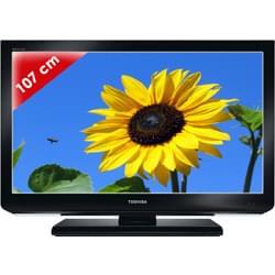 Téléviseur Toshiba 42HL833  LED HDTV 1080p